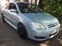Toyota Corolla 1.6 VVT-i Colour Collection 3dr£1,499 1 OWNER FROM NEW 2005 (55 reg), Hatchback