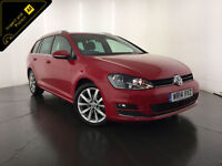 2014 VOLKSWAGEN GOLF GT TDI ESTATE 1 OWNER SERVICE HISTORY FINANCE PX WELCOME