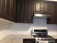 BACKSPLASH TILE INSTALLATION from $185 (GTA & SURROUNDING AREAS)