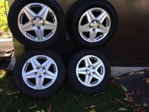 Monte Carlo ss tires and rims Windsor Region Ontario image 1