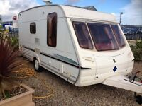 2003 abbey aventure large two berth