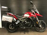 Sinnis T125 Terrain 125cc Motorcycle Adventure Enduro Motorbike Finance Delivery