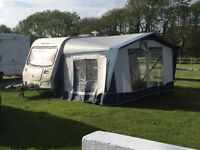 Bailey ranger touring caravan 2005 380/2 complete set up ideal for for time buyer! REDUCED