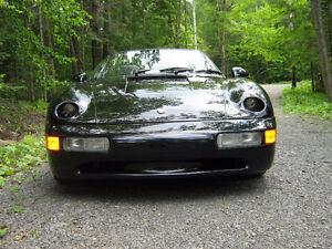 Porsche /Strosek Wide  Body kit.