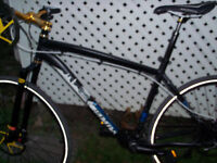 NEW PRICE SPECIALIZED CITY ROAD BIKE, 27 SPEED, DISC BRAKES,
