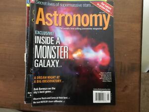 Astronomy magazines (115)
