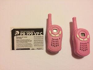 Pink Cobra Wilkie-talkies