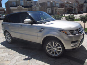2016 Land Rover Range Rover Sport Diesel Td6 HSE Lease Takeover