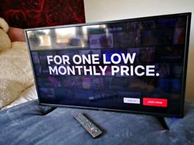 SHARP 40 INCH 4K SMART TV