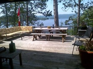 Cottage for Rent on Beautiful Lake Clear