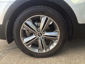 Winter is near 2015 Hyundai Santa Fe XL Limited AWD SUV, Moose Jaw Regina Area image 10