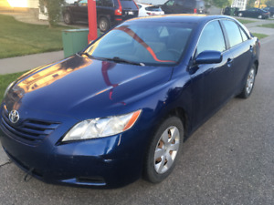 Reliable 2008 Camry
