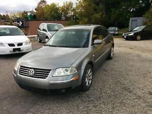 ***$4488***Volkswagen Passat, Automatic, Leather, Sunroof