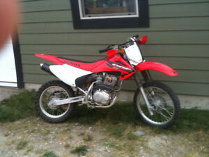 2004 Honda CRF 150 Dirt Bike,  Excellent Condition