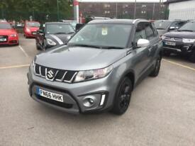 2016 Suzuki Vitara S BOOSTERJET ALLGRIP Petrol grey Manual