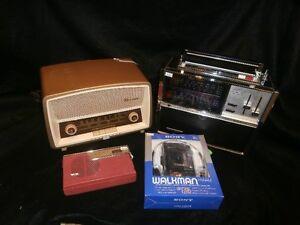 Vintage Radio's