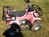 Looking to sell my used ATV