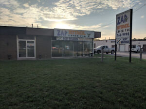 Business for sale (Zap Attack Laser Tag) Open to offers!