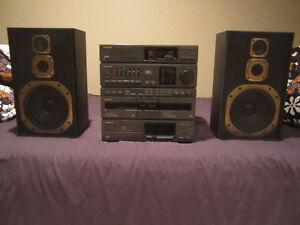 Samsung Stereo System