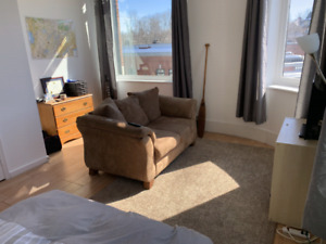 Roommate wanted for large 2 bedroom apt