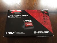 AMD FirePro W7100 Pro Graphics Card - New