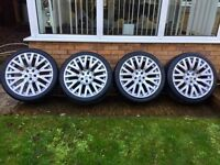 "Range rover Kahn 22"" Alloys, Genuine Alloy Wheels"