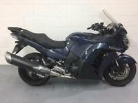 "Kawasaki GTR 1400 X Demonstrator ""65 Plate"" Low Mileage"