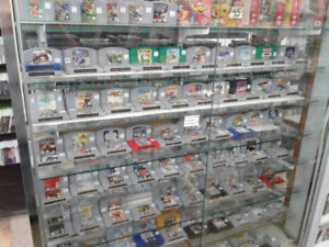 CHUMLEIGHS BUYS, SELLS, & TRADES - RETRO VIDEO GAMES & CONSOLES