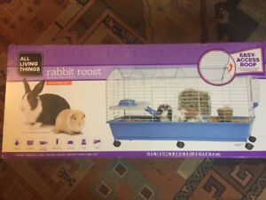 All living things small animal cage the accessories