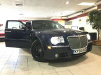 Chrysler 300c 3.0 V6 CRD C (blue) 2006