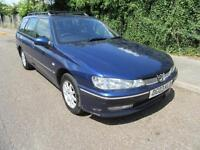 2003 PEUGEOT 406 2.0HDI 110 LX MANUAL DIESEL 5 DOOR ESTATE