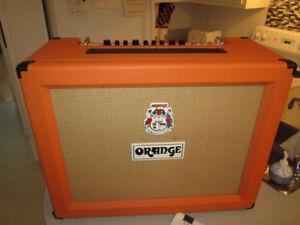 Orange Rockerverb 50 (Échange Possible)