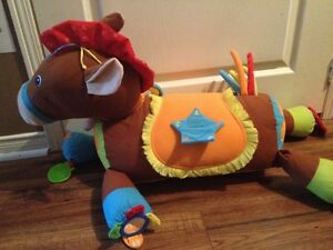 Melissa and Doug Giddy Up and Play Horse for sale