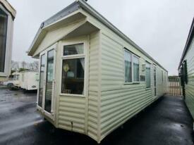 Static caravan Willerby Salisbury 38x12 3bed DG. - Buyer must collect.