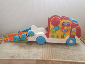 V Tech Toot Toot Car Carrier