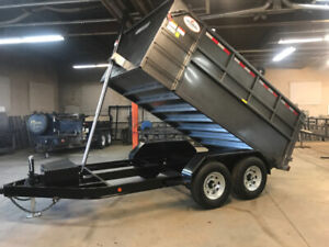 DUMP TRAILERS NEW FOR 2019