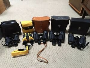 Lot of 5 binoculars London Ontario image 2