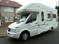 2009 4 Berth Auto Sleeper Suffolk U Shape Lounge Immaculate Condition For Sale