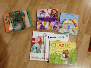 Books for Girls, BOB books, young readers