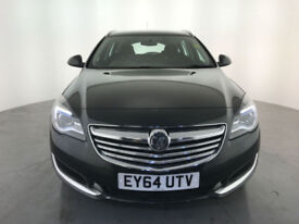 2014 64 VAUXHALL INSIGNIA DSIGN CDTI ECO DIESEL 1 OWNER SERVICE HISTORY FINANCE