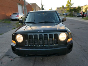 JEEP PATRIOT NORTH ÉDITION 2010