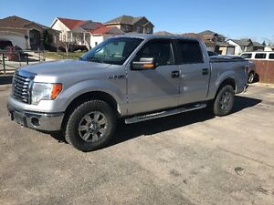 2011 ford f150 xtr crew cab 4x4 reduced