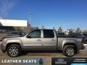 2013 GMC Sierra 1500 Denali   - Leather Seats -  Cooled Seats -