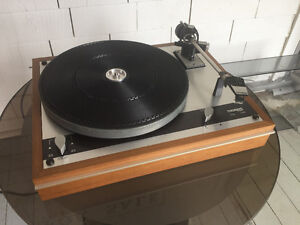 Thorens TD145 Turntable-Audiophile-Stanton Cartridge