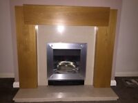 Fire Surround and Grate