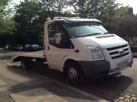 FORD TRANSIT RECOVERY TRUCK 16 FT BEAVERTAIL ALLEY BED