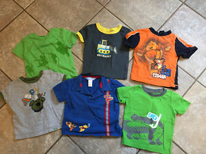 Boy clothes size 12months