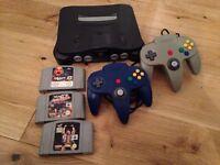 N64 Nintendo 64