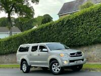 TOYOTA HILUX 3.0 D-4D AUTO INVINCIBLE + SRV HISTORY + LEATHERS/NAV + VERY CLEAN!