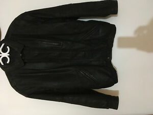Men's Holt Renfrew Leather Jacket